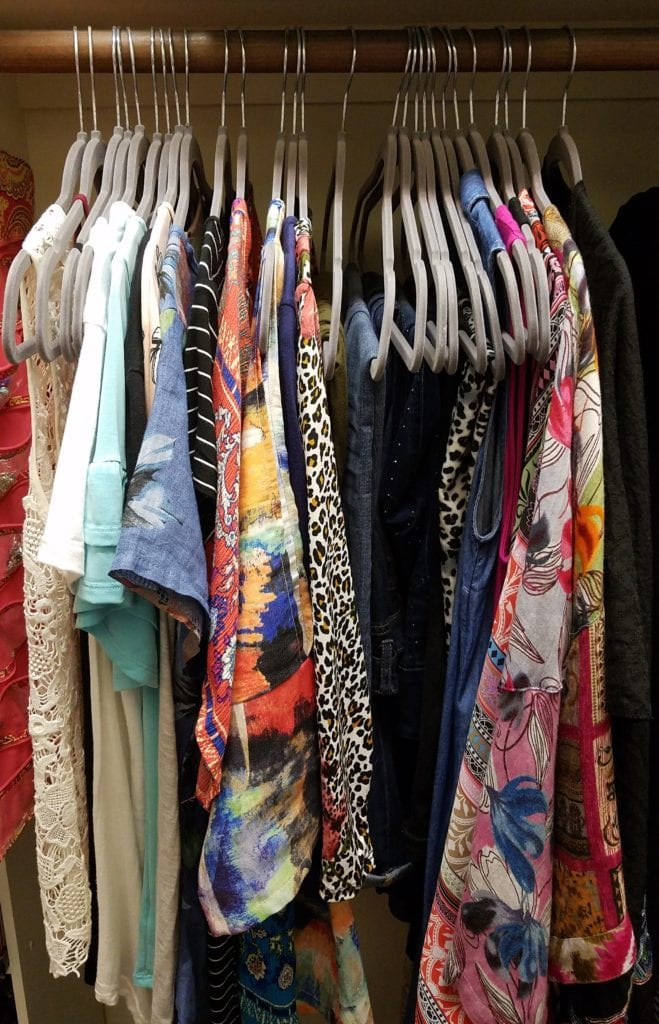 27 Hangers spring capsule wardrobe Tabitha Dumas Phoenix Image Consultant