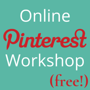Online Pinterest Workshop Tabitha Dumas