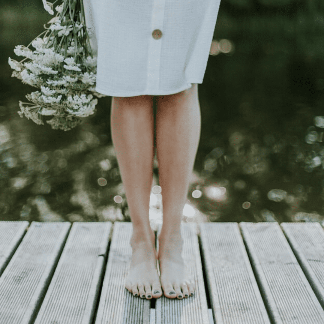 Are you ready to go barefoot? Embrace your best gifts and get help for the rest. Tabitha Dumas Image Consultantv