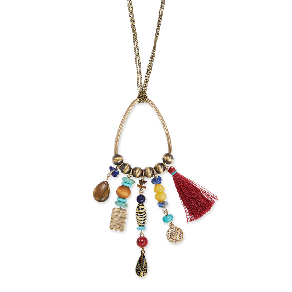 DVTD affiliate Tabitha Dumas DVTD® Marketplace what I bought on my first order Premier Gather necklace