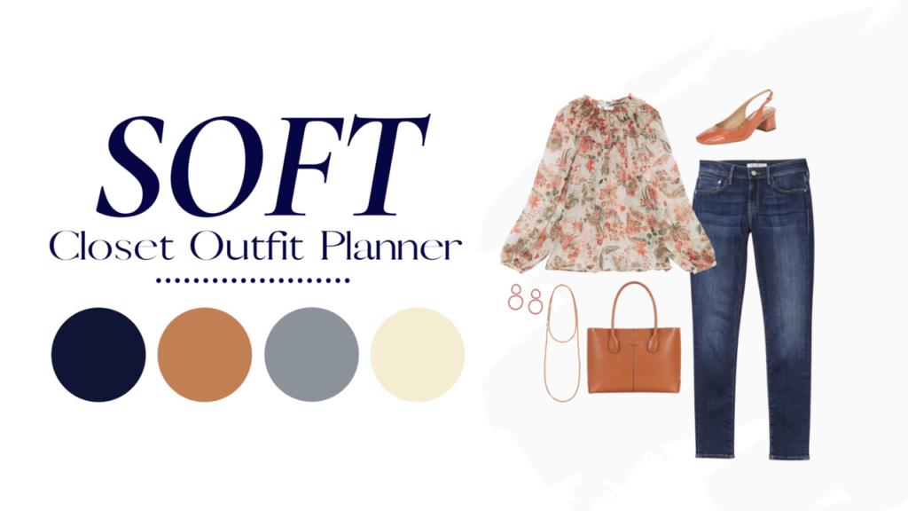 SOFT Closet Outfit Planner Tabitha Dumas Signature Color Style