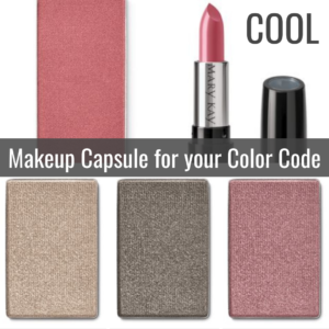 Makeup Capsule for your Color Code COOL