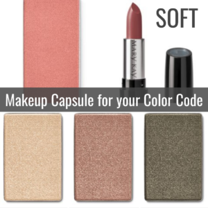 Makeup Capsule for your Color Code--SOFT