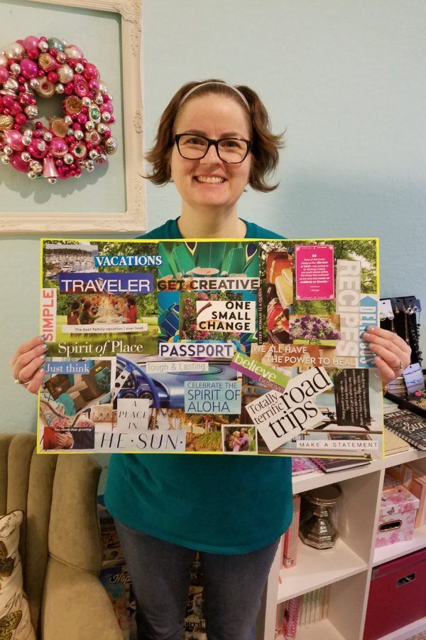 Vision Board Options from Tabitha Dumas
