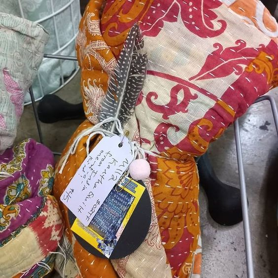 20 ways to use a kantha quilt by Tabitha Dumas Big, Simple Life Shop Merchant Square
