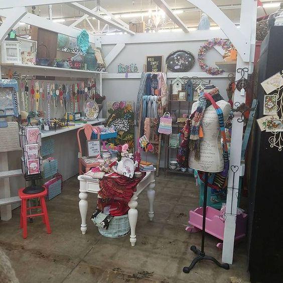 Tabitha Dumas Big Simple Life Shop Merchant Square Chandler, AZ