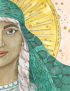 Tabitha from Acts Tabitha Dumas put on love